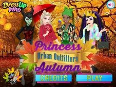 Princess Urban Outfiters Autumn