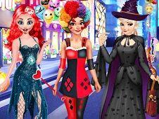 Princesses April Fools Day Dress