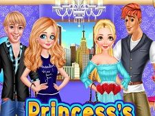 Princess Valentines Day Party