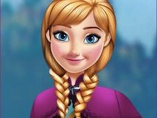 Princess Anna Eye Make Up