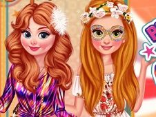 Princesses: Back to the 70s