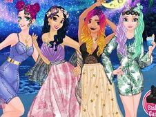 Princesses Night at the Seaside