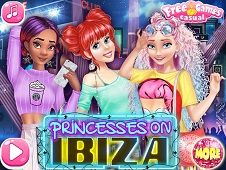 Princesses on Ibiza
