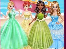Princesses Cruise Ball