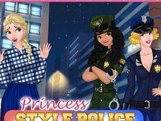 Princess Style Police Raid
