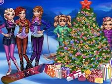 Princesses Christmas Tree