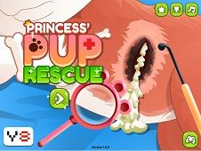 Princess Pup Rescue