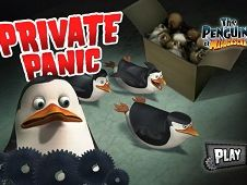 Penguins of Madagascar Private Panic