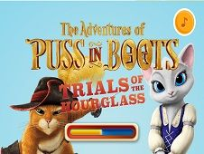 Puss in Boots Trials of the Hourglass