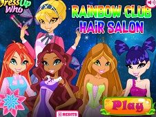 Rainbow Club Hair Salon