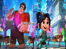Ralph Breaks the Internet Puzzle