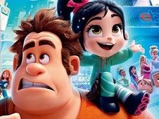 Ralph Breaks the Internet Hidden Spots