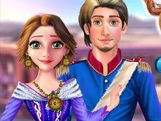 Rapunzel Party Dress Up