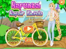 Rapunzel Repaid Bicycle