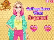 College Love With Rapunzel