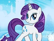 Little Pony Rarity Dress Up