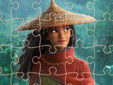 Raya the Last Dragon Jigsaw Puzzle