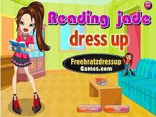 Reading Jade Dress Up