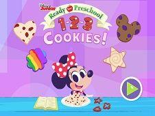 Ready for Preschool 1 2 3 Cookies