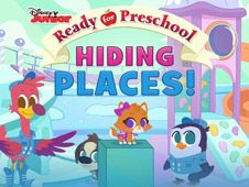 Ready for Preschool: Hiding Places