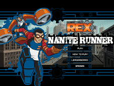 Rex Nanite Runner