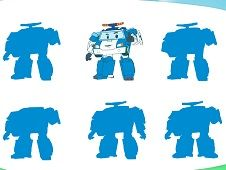 Robocar Poli Shadow
