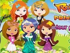 Royal Princess Tour Garden