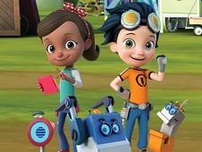 Rusty Rivets Flip and Match