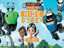 Rusty Rivets Hide and Seek