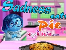 Sadness Eats Pie