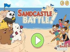 Sandcastle Battle