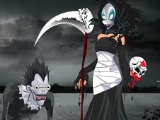 Scary Halloween Dress Up