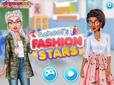 School Fashion Stars