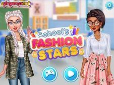 School Fashion Stars