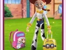 School Backpack vs Trolley Case