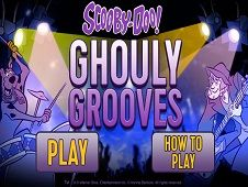 Scooby Doo Ghouly Grooves