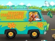 Scooby Doo Recycle Round Up