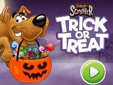 Scooby Doo Scoobtober Trick or Treat