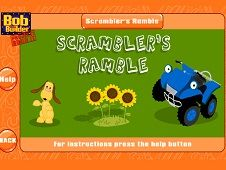 Bob the Builder Scramblers Ramble