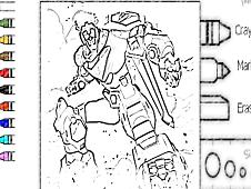 Voltron Legendary Defenders Coloring