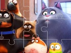 Secret Life of Pets Jigsaw