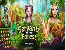 Servants of the Forest