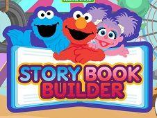 Sesame Street Story book Builder
