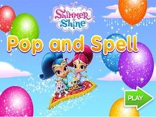 Shimmer and Shine Pop and Spell