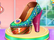 Princess Shoe Designer