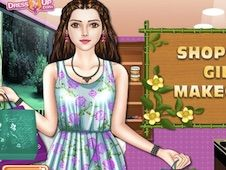 Shopping Girl Makeover