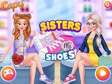 Sisters Design My Shoes