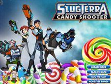Slugterra Candy Shooter