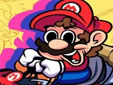 SMK x FNF (Mario Kart vs FNF)
