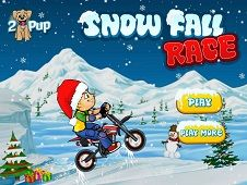 Snow Fall Race
